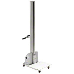 Vestil DC Powered Aluminum Quick Lift