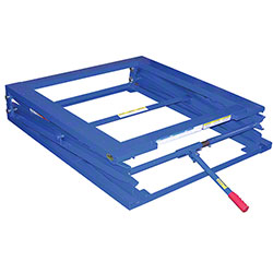 Vestil Adjustable Pallet Stand - 5,000 lb.