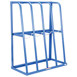 "Vestil Vertical Storage Rack - 48 1/2"" x 24"" x 60 7/8"""