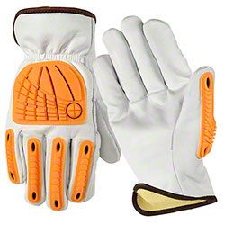Wells Lamont® Cut Resistant Leather Impact Glove