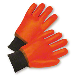 West Chester PVC Coated Glove - Fluorescent Orange