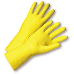 West Chester Chemical Resistant Lined Latex Gloves