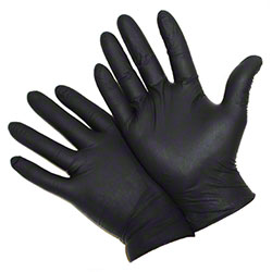 West Chester 5 mil Industrial Grade Black Nitrile - Large