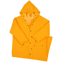 "West Chester Medium Duty 60"" Rain Coat w/Inner Leg Chaps"