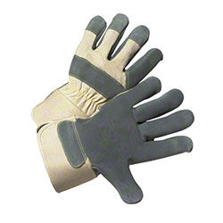 West Chester Premium Split Cowhide Leather Gloves