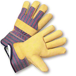 West Chester Insulated Premium Grain Pigskin Palm Gloves