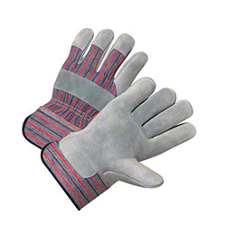 West Chester Standard Split Cowhide Palm Gloves