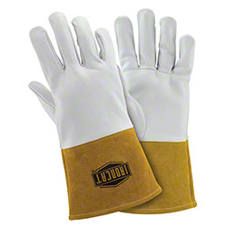 "West Chester Premium Kidskin Tig 4"" Welder Gloves"