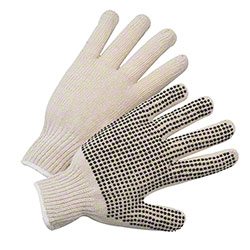 West Chester String Knit Cotton Polyester Glove - Large