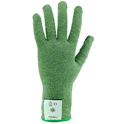 West Chester Kevlar® Steel Green Uncoated Gloves