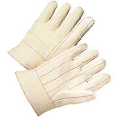 West Chester Extra Heavy Weight Cotton Hot Mill Glove -Large
