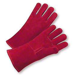 West Chester Ironcat® Premium Split Cowhide Welders Glove