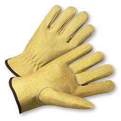 West Chester Pigskin Leather Driver w/Keystone Thumb Gloves