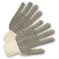 West Chester Medium Wt. Cotton/Polyester Knit Gloves