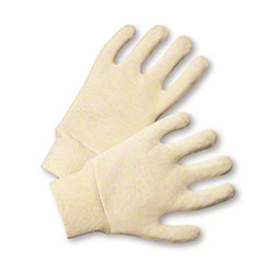 West Chester 5.5 oz Reversible Natural Jersey Glove- Women's