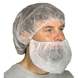 West Chester Polypropylene Beard Cover