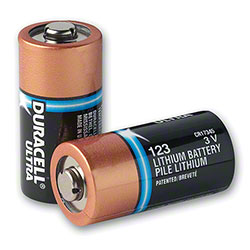 Zoll® Type 123 Lithium Battery