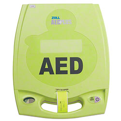 Zoll® Fully Automatic AED Plus® w/Medical Prescription