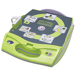 Zoll® Automatic AED Plus® w/PlusTrac™ Professional5