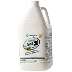 Benefect® Decon 30 Disinfectant - Gal.