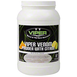 Viper Venom Powder w/Citrus Tile & Grout Cln