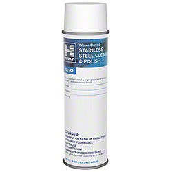 Husky® 1210 Stainless Steel Cleaner & Polish-16 oz. Net Wt