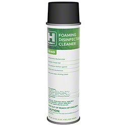 Husky® 1240 Foaming Disinfectant Cleaner - 19 oz. Net Wt.