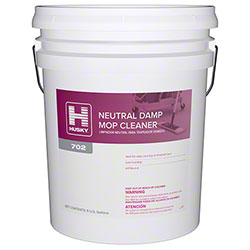 Husky® 702 Neutral Damp Mop Cleaner - 5 Gal.