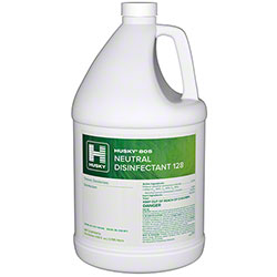 Husky® 805 Neutral Disinfectant 128 - Gal.