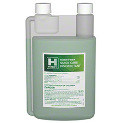 Husky® 824 Quick Care Disinfectant - 32 oz.