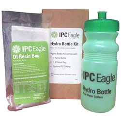 IPC Eagle Ultra Pure Water Cleaning System Hydro Bottle Kit
