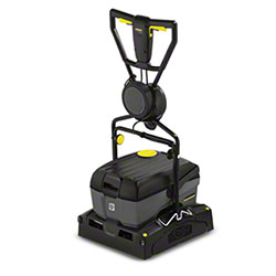 Karcher® BR 40/10 Upright Automatic Floor Scrubber - 16""