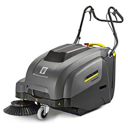 Karcher® KM 75/40 W Bp Walk-Behind Vacuum Sweeper