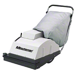 Minuteman® 747 Wide Area Carpet Vacuum - 85 AH, Quick Pack