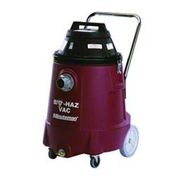 Minuteman® Bio-Haz Vacuum - 15 Gal.
