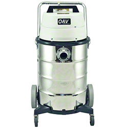 Minuteman® 705 ULPA Dry Only Air Vacuum -6 Gal., Stainless