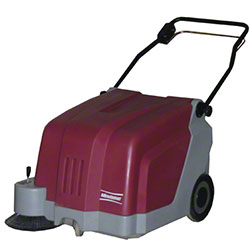 "Minuteman® Walk-Behind Carpet Sweeper - 25"", Quick Pack"