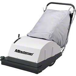 Minuteman® 747 Electric Wide Area Carpet Vacuum