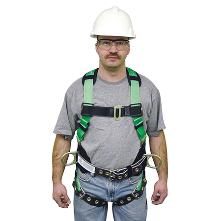 Miller HP™ High Performance Non-Stretch Harness-Universal