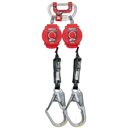 Miller TwinTurbo™ G2 Connector w/Steel Locking Rebar Hook