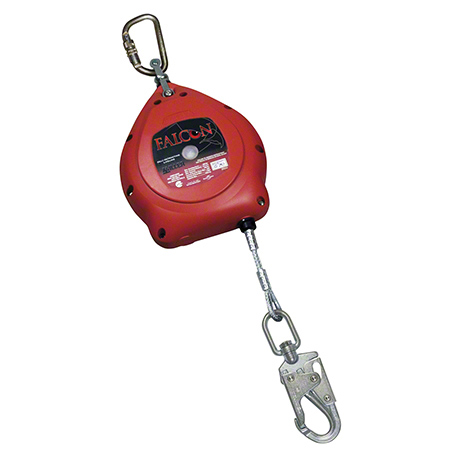 Miller Falcon™ Cable Self-Retracting Lifeline - 30'