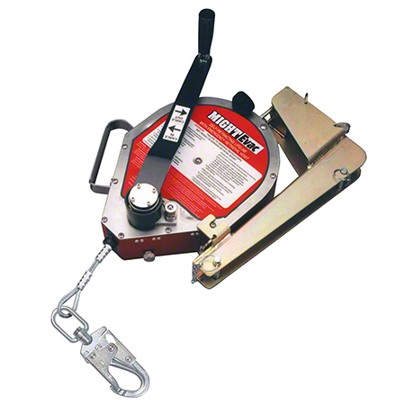 Miller MightEvac® Lifeline w/Emergency Retrieval Hoist