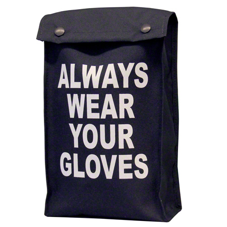 "CPA Canvas Glove Bag for 14"" Gloves - 15"""