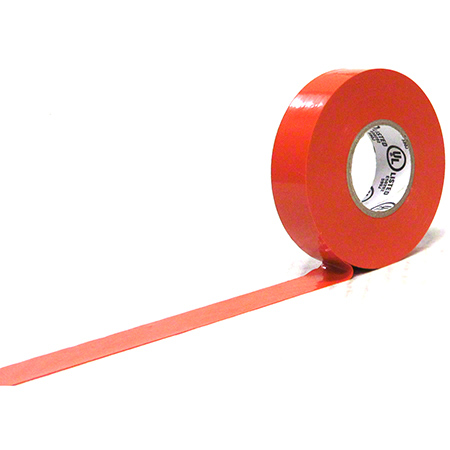 "Harris All Weather Vinyl Electrical Tape -3/4"" x 66', Orange"