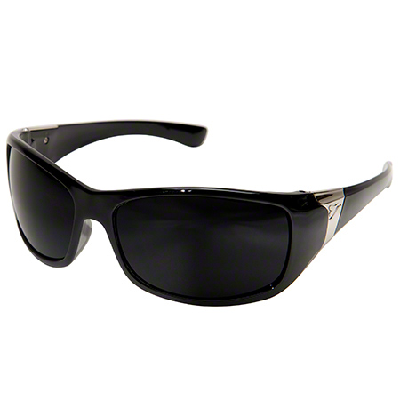 Civetta Eyewear - Black Frame/Polarized Smoke Lens