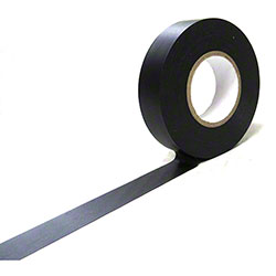 "Harris All Weather Vinyl Electrical Tape - 3/4"" x 66', Black"