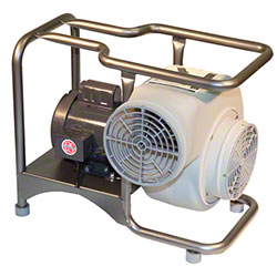 """8"""" Single-Speed Electric Centrifugal Blower"""