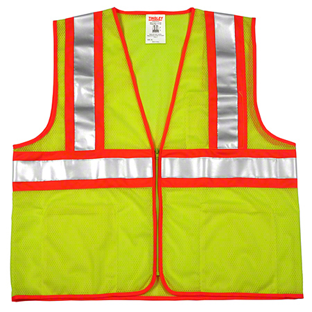 Tingley Rubber Type R Class 2 Two-Tone Vest - Large/XL