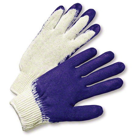 West Chester Latex Coated Knit Glove - Large