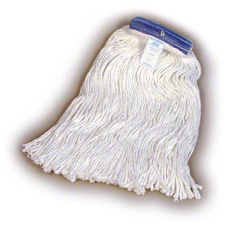 20620-R RAYON MOP 20OZ SCREW FLAT 12/CS